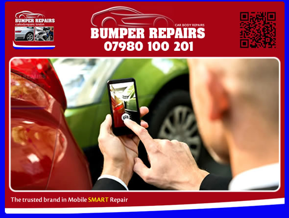 mobile smart repair Lessness Heath DA17