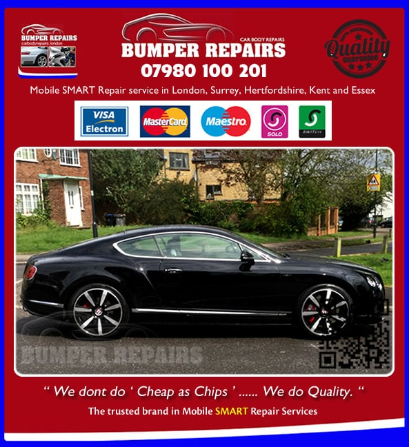 bentley repair london
