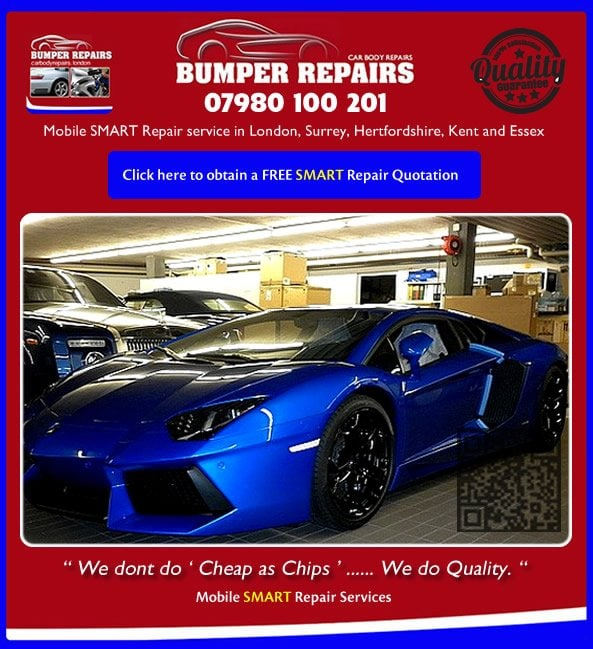 lamborghini car repair london